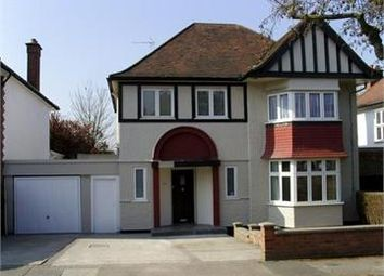 Thumbnail 4 bed semi-detached house to rent in Cheyne Walk, Hendon