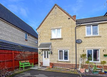 Thumbnail 3 bed semi-detached house to rent in Woodpecker Close, Bicester