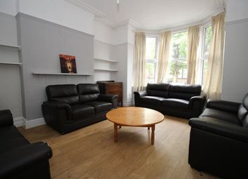 Thumbnail 8 bed property to rent in Derby Road, Fallowfield, Manchester