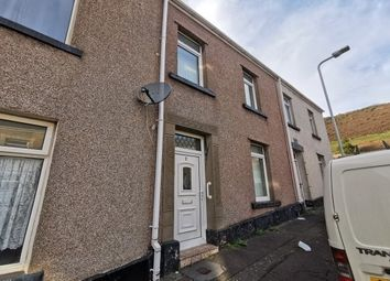 Thumbnail 3 bed terraced house to rent in Grafog Street, Swansea