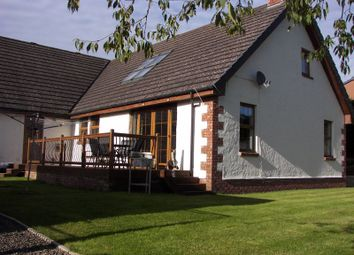 Thumbnail 5 bed detached house for sale in Shieldhill, Lochmaben, Lockerbie