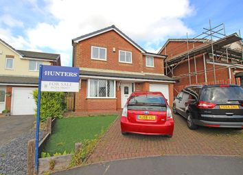 Thumbnail 4 bed detached house for sale in Chapter Road, Darwen