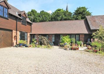 Thumbnail 2 bed barn conversion to rent in The Village, Clifton-On-Teme, Worcester