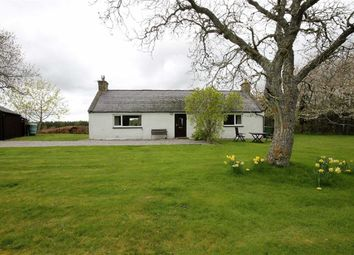 Thumbnail 1 bed cottage for sale in Rafford, Forres