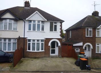 Thumbnail 3 bed property to rent in High Street North, Dunstable
