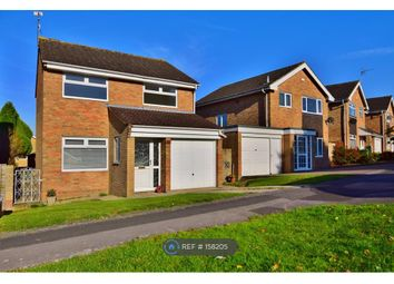 Thumbnail 3 bed detached house to rent in A, Swindon