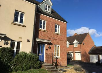 Thumbnail 3 bed semi-detached house to rent in Bramley Copse, Long Ashton, Bristol