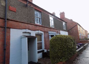 Thumbnail 2 bedroom terraced house to rent in Holyhead Road, Oakengates, Telford