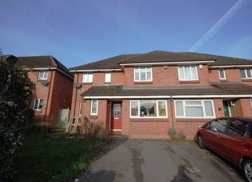 Thumbnail 4 bed semi-detached house to rent in Northwick Road, Watford