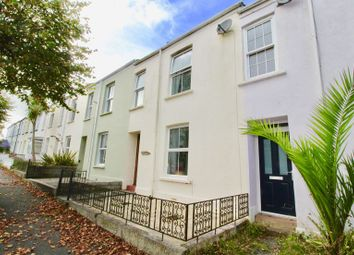 Thumbnail 2 bed terraced house for sale in Clifton Terrace, Falmouth