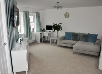 Thumbnail 2 bed maisonette for sale in Ivy House Close, Sapcote