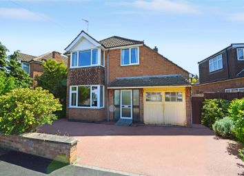 Thumbnail 3 bed detached house for sale in Delaware Road, Styvechale, Coventry