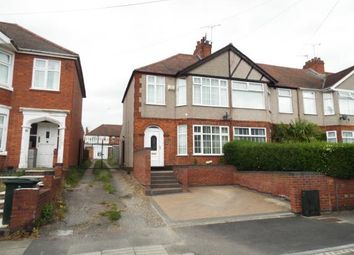 Thumbnail 3 bedroom end terrace house for sale in Sussex Road, Coundon, Coventry