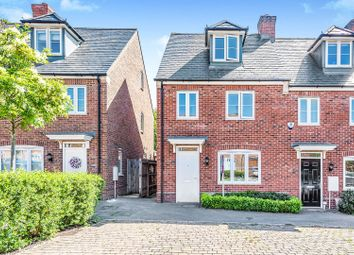 Thumbnail 4 bed semi-detached house for sale in Capability Way, Thatcham