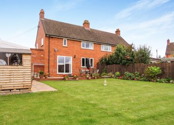 Thumbnail 3 bed semi-detached house for sale in Mitchell Terrace, Wells