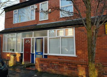 Thumbnail 4 bedroom terraced house to rent in Westbourne Road, Manchester