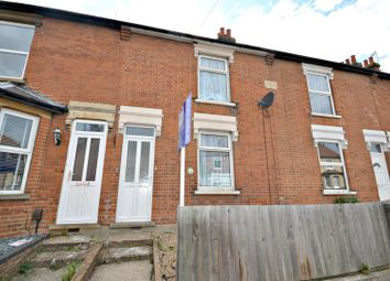 Thumbnail 3 bedroom terraced house for sale in High Road West, Felixstowe