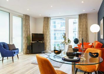 """Thumbnail 1 bedroom flat for sale in """"Voyager House Type D Seventh Floor"""" at York Road, London"""