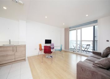 Thumbnail 1 bed flat to rent in Cornell Square, Wandsworth Road, London