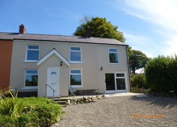 Thumbnail 3 bed semi-detached house for sale in Heol Yr Ysgol Cefneithin, Llanelli, Carmarthenshire.