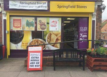 Thumbnail Retail premises for sale in Station Terrace, Newport