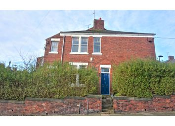 Thumbnail 2 bed terraced house for sale in Greystoke Gardens, Newcastle Upon Tyne