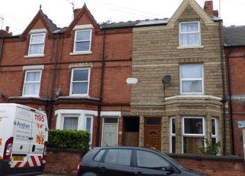 Thumbnail 4 bed terraced house for sale in Yorke Street, Hucknall, Nottingham