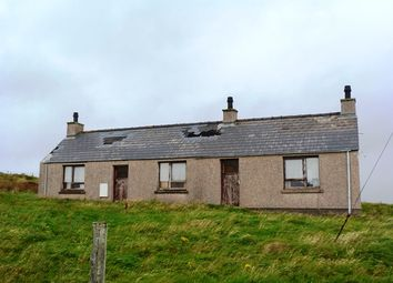 Thumbnail 2 bed detached bungalow for sale in South Bragar, Isle Of Lewis
