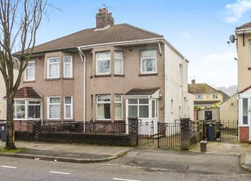 Thumbnail 3 bedroom semi-detached house for sale in Broad Street, Canton, Cardiff
