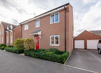 Thumbnail 4 bed detached house for sale in Greensands View, Woburn Sands, Milton Keynes