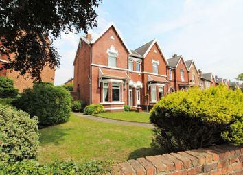 Thumbnail 4 bed semi-detached house for sale in Cambridge Road, Churchtown, Southport
