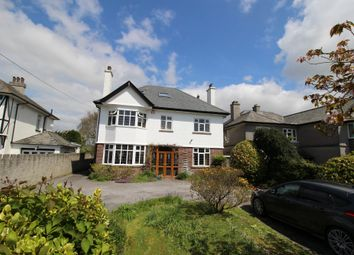 Thumbnail 5 bed detached house for sale in Ridgeway, Plympton, Plymouth