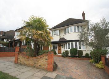 Thumbnail 4 bed detached house for sale in Hillway, Westcliff-On-Sea