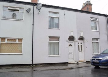 Thumbnail 2 bed terraced house to rent in Percy Street, Goole