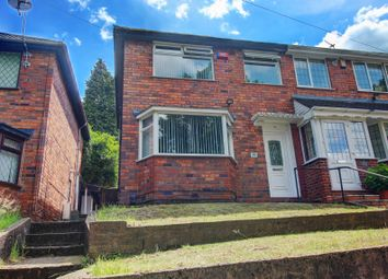 Thumbnail 3 bed semi-detached house for sale in Monsal Road, Great Barr, Birmingham