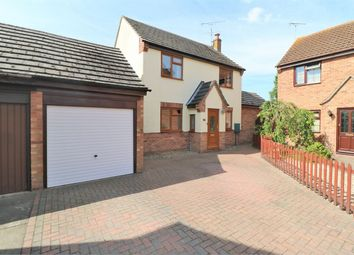 Thumbnail 3 bed detached house for sale in Poplars Close, Alresford