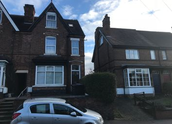 Thumbnail 1 bed flat to rent in Upper Holland Road, Sutton Coldfield
