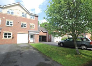 Thumbnail 3 bedroom town house for sale in Princeton Close, Salford