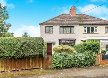 Thumbnail 3 bedroom semi-detached house for sale in Priory Road, Dudley