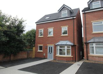 Thumbnail 4 bed detached house for sale in Porchester Road, Mapperley, Nottingham