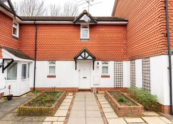 Eyston Drive, Weybridge, Surrey KT13. 2 bed terraced house for sale
