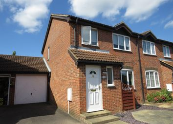 Thumbnail Semi-detached house for sale in Elgar Drive, Shefford