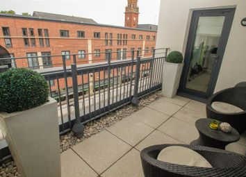 Thumbnail 2 bed flat for sale in Regent Grove, Holly Walk, Leamington Spa