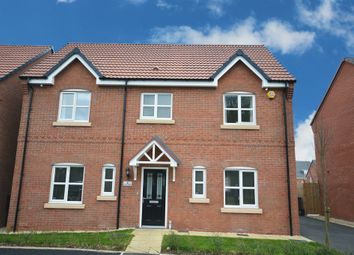 Thumbnail 4 bed detached house for sale in Crown Works Crescent, Shirley, Solihull