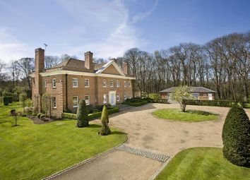 Thumbnail 8 bed detached house to rent in Wentworth, Virginia Water, Surrey