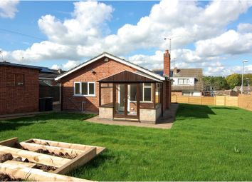 Thumbnail 2 bed detached bungalow for sale in Midhurst Close, Chilwell