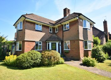 Thumbnail 3 bed detached house for sale in Manor Way, Chesham