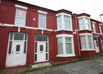 Thumbnail 3 bed terraced house to rent in Clydesdale Road, Wallasey