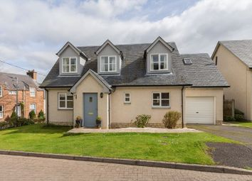 Thumbnail 4 bed detached house for sale in Waverley Gardens, Darnick, Melrose
