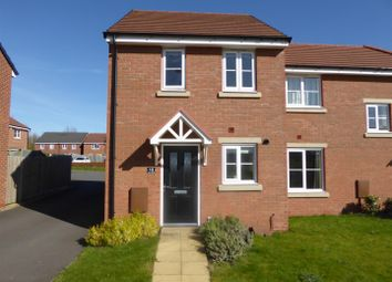 Thumbnail 2 bed terraced house for sale in The Ashes, St. Georges, Telford